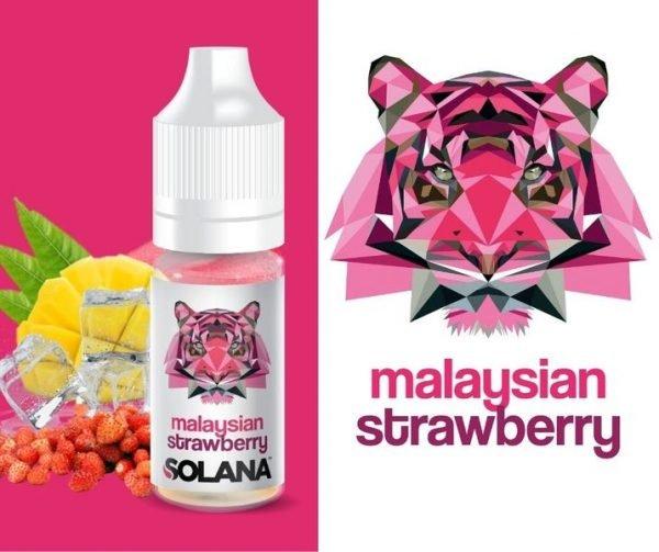 Concentrés exotique MALAYSIAN STRAWBERRY
