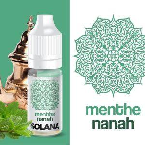 Les Essentiels menthe douce MENTHE NANAH