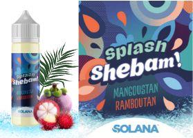 Splash exotique SHEBAM
