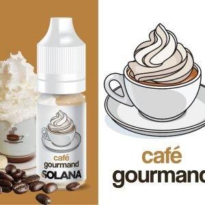 Les Essentiels boisson CAFE GOURMAND