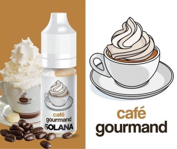Concentrés boisson CAFE GOURMAND