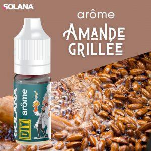 Arômes pour e-liquides amande AMANDE GRILLEE