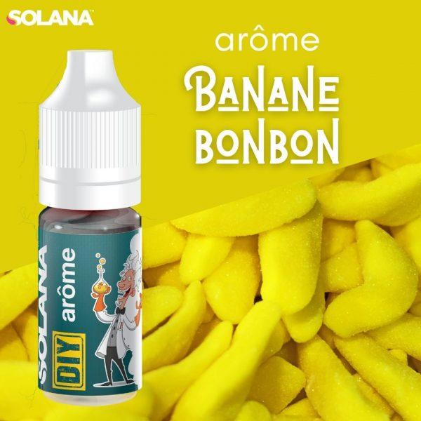 DIY E-liquide arôme BANANE BONBON