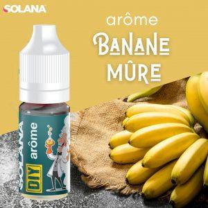 Arômes pour e-liquides arôme BANANE MÛRE
