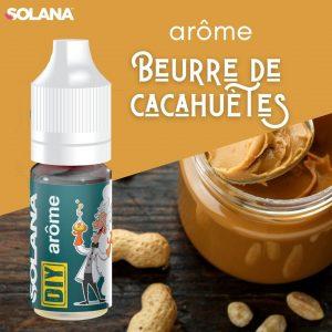 DIY E-liquide arôme BEURRE DE CACAHUETE