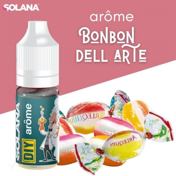 DIY E-liquide acidulé BONBON DELL ARTE