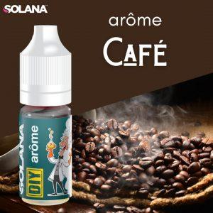 Arômes pour e-liquides arabica CAFE DU BRESIL