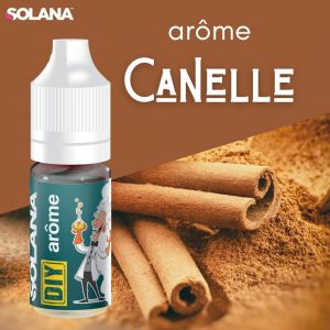 DIY E-liquide cannelle CANNELLE