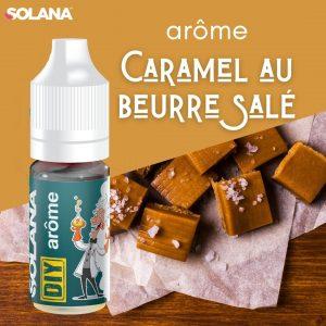 DIY E-liquide arôme CARAMEL BEURRE SALE