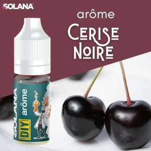DIY E-liquide acidulé CERISE NOIRE
