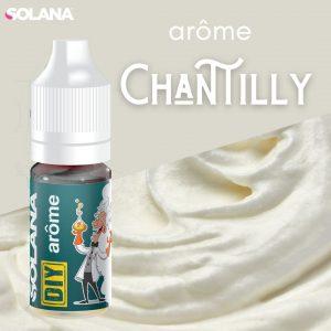 DIY E-liquide arôme CHANTILLY