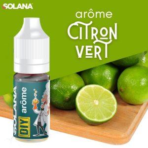 Arômes pour e-liquides agrume CITRON VERT
