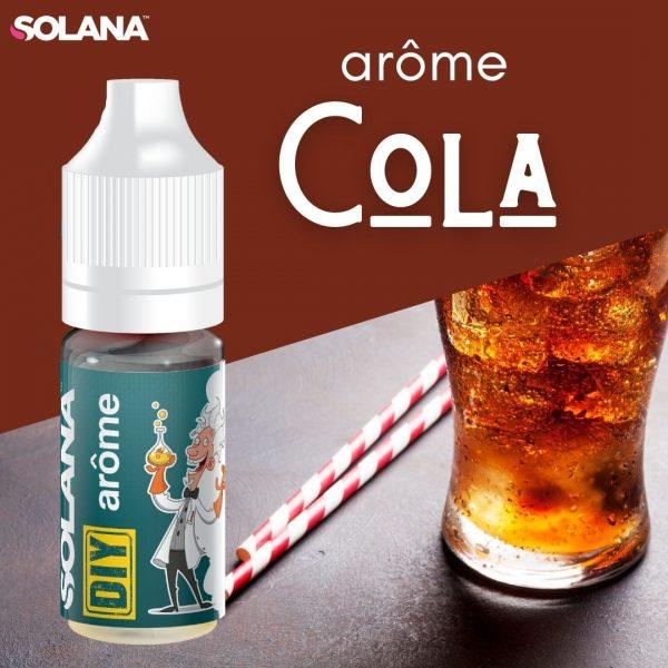 DIY E-liquide arôme COLA