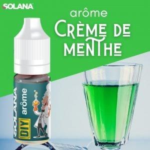 DIY E-liquide arôme CREME DE MENTHE