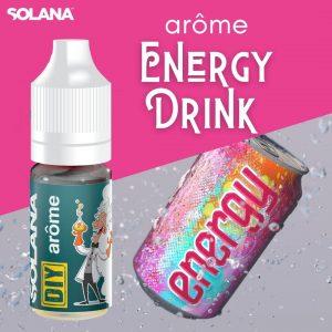 DIY E-liquide arôme ENERGY DRINK