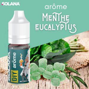 DIY E-liquide arôme MENTHE EUCALYPTUS