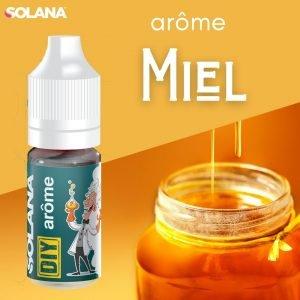 Arômes pour e-liquides confiserie MIEL