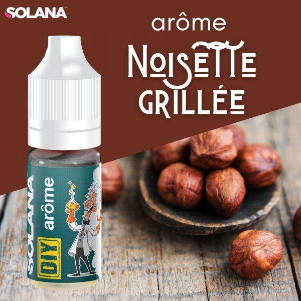 Arômes pour e-liquides arôme Arôme Noisette grillée