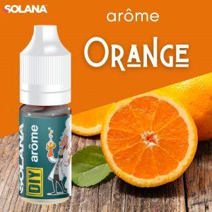 Arômes pour e-liquides agrume ORANGE
