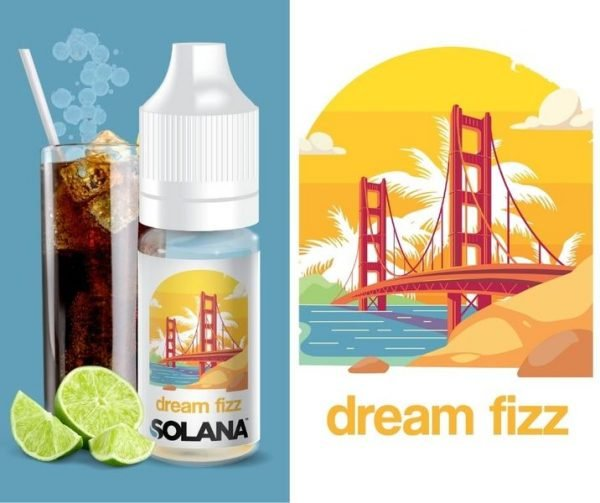 Concentrés acidulé DREAM FIZZ
