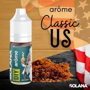 Arômes pour e-liquides arôme CLASSIC US