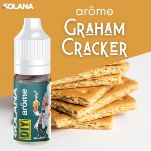 DIY E-liquide arôme GRAHAM CRACKER