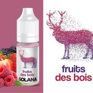 Les Essentiels cassis FRUITS DES BOIS