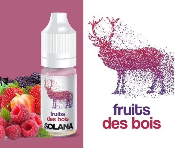 Concentrés cassis FRUITS DES BOIS