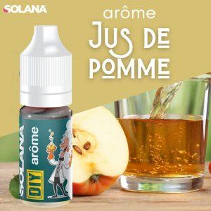 Arômes pour e-liquides boisson POMME JUS