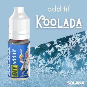 Additifs pour e-liquides fraicheur KOOLADA