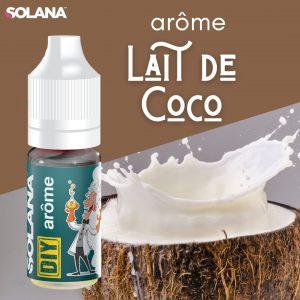 DIY E-liquide arôme LAIT DE COCO