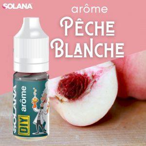 Arômes pour e-liquides arôme PECHE BLANCHE