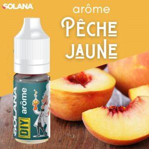 Arômes pour e-liquides arôme PECHE JAUNE