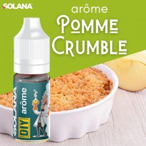 Arômes pour e-liquides arôme POMME CRUMBLE