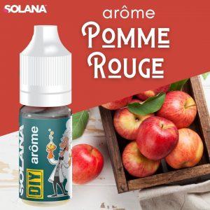 Arômes pour e-liquides fruité POMME ROUGE