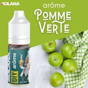 Arômes pour e-liquides fruité POMME VERTE