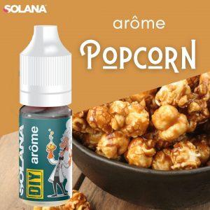 DIY E-liquide caramel POP CORN CARAMEL BEURRE SALE
