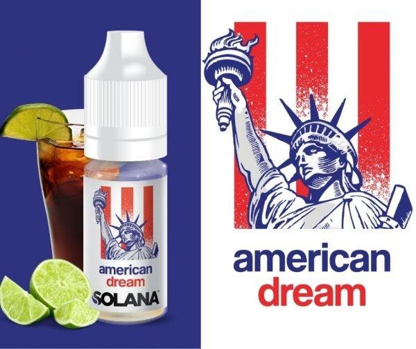 Concentrés acidulé AMERICAN DREAM