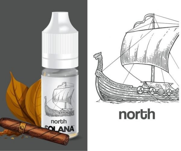 Les Essentiels brun NORTH