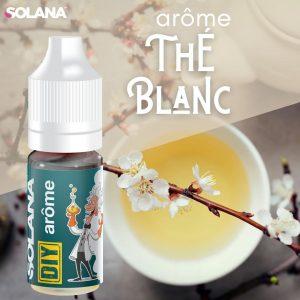 DIY E-liquide boisson THE BLANC