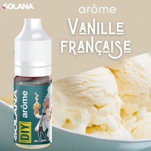 DIY E-liquide gourmand VANILLE FRANCAISE