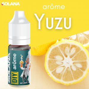 Arômes pour e-liquides acidulé YUZU
