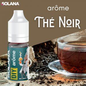 Arômes pour e-liquides thé Thé noir