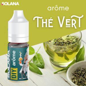 Arômes pour e-liquides thé Thé vert