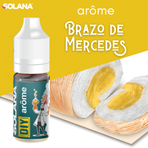 Arômes pour e-liquides arôme BRAZO DE MERCEDES