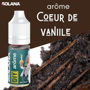 Arômes pour e-liquides arôme Cœur de vanille