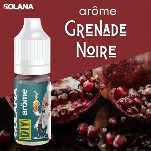 Arômes pour e-liquides arôme Grenade noire