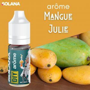 Arômes pour e-liquides arôme Mangue Julie