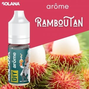 Arômes pour e-liquides exotique Ramboutan